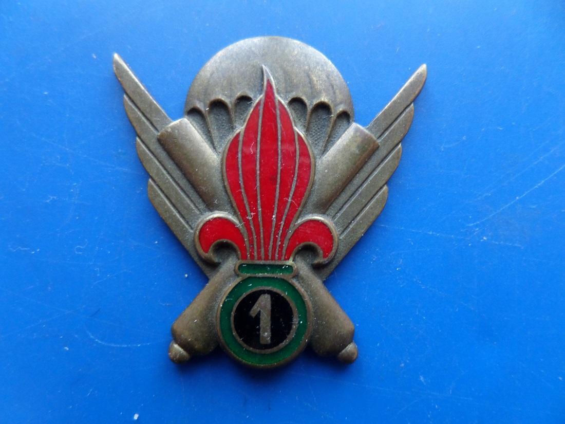 1 compagnie etrangere de parachutistes de mortiers lourds