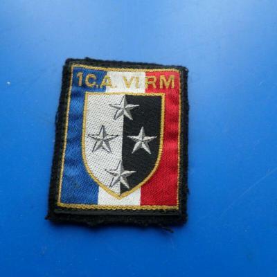 1 corps d armee vi region militaire
