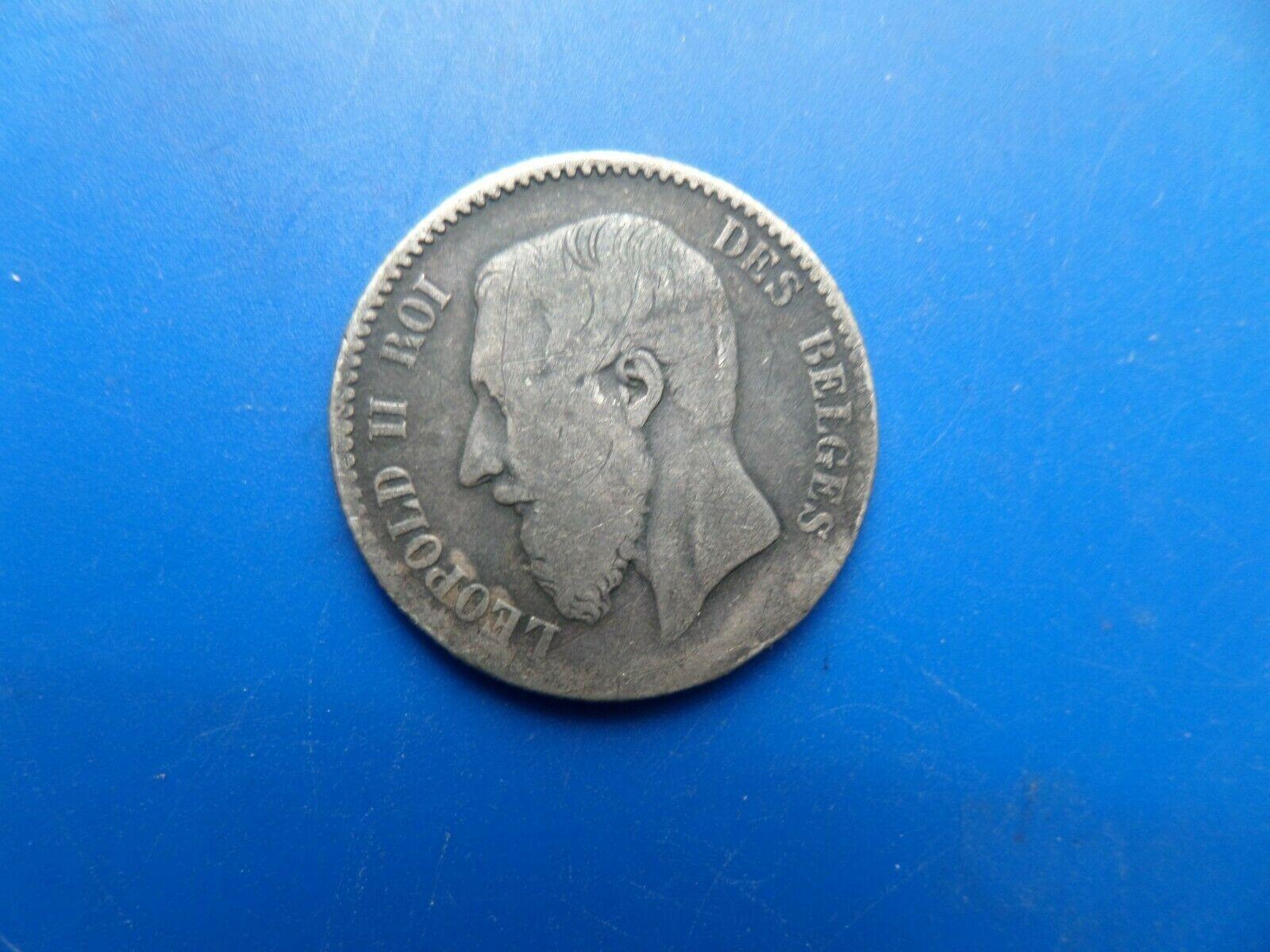 1 franc argent 1867