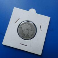1 francs napoleon 1866