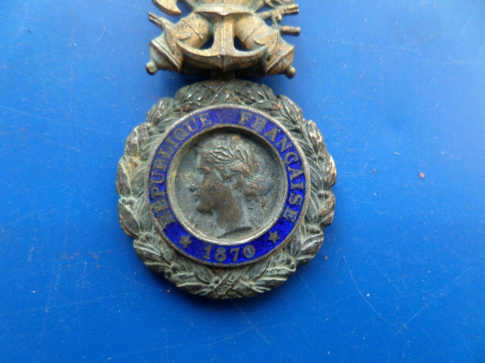 1 medaille militaire 1870