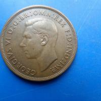 1 one penny 1939