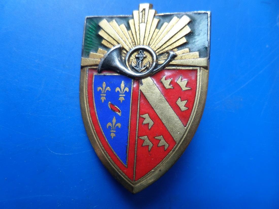 1 regiment de chasseurs