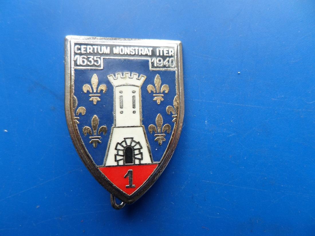 1 regiment de cuirassiers