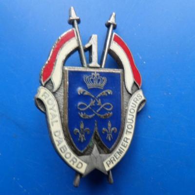 1 regiment de dragons