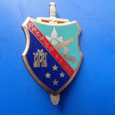 1 regiment du materiel 1