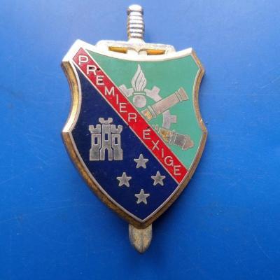 1 regiment du materiel premier exige