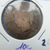 10 centimes ceres 1