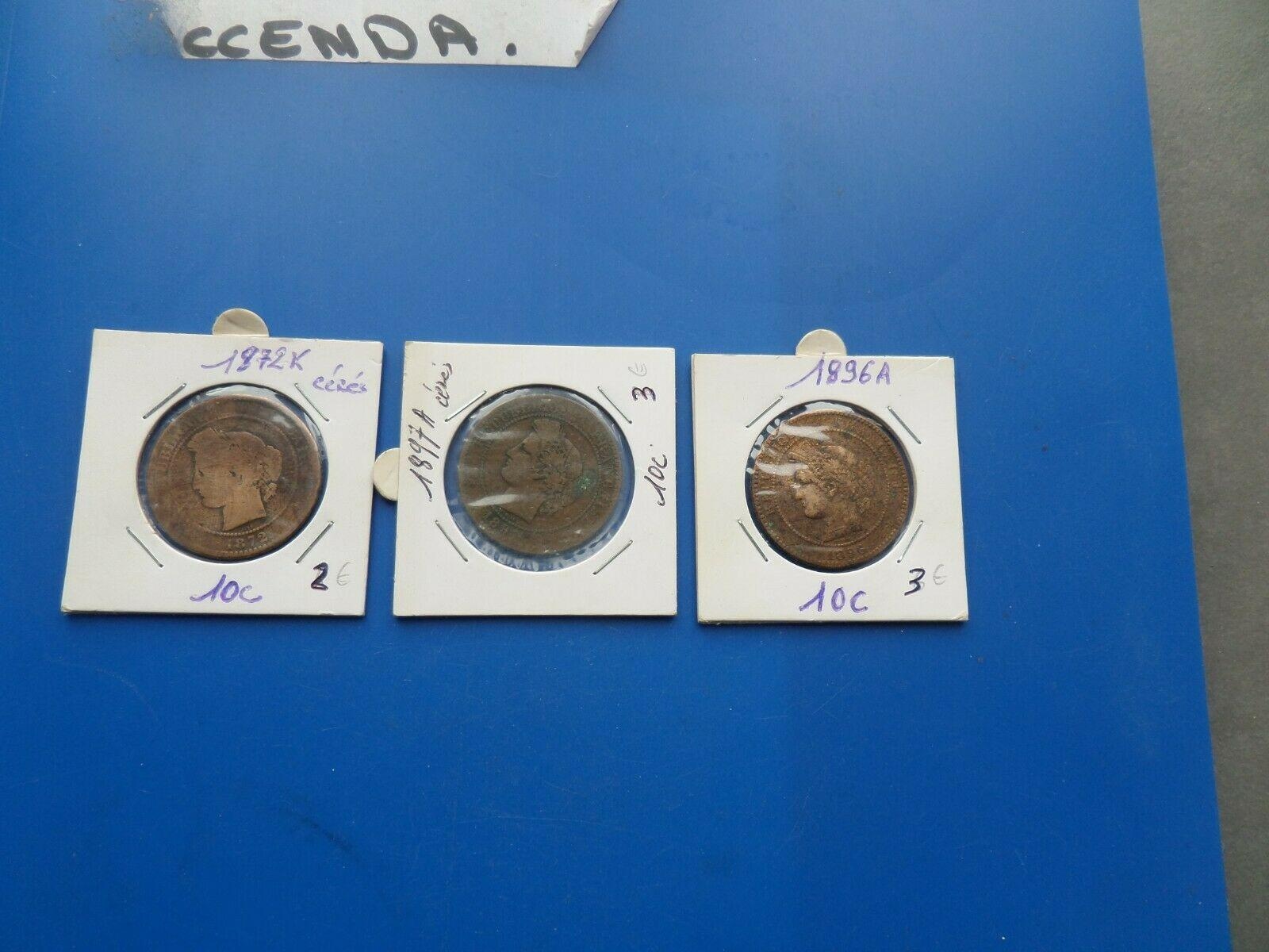 10 centimes ceres