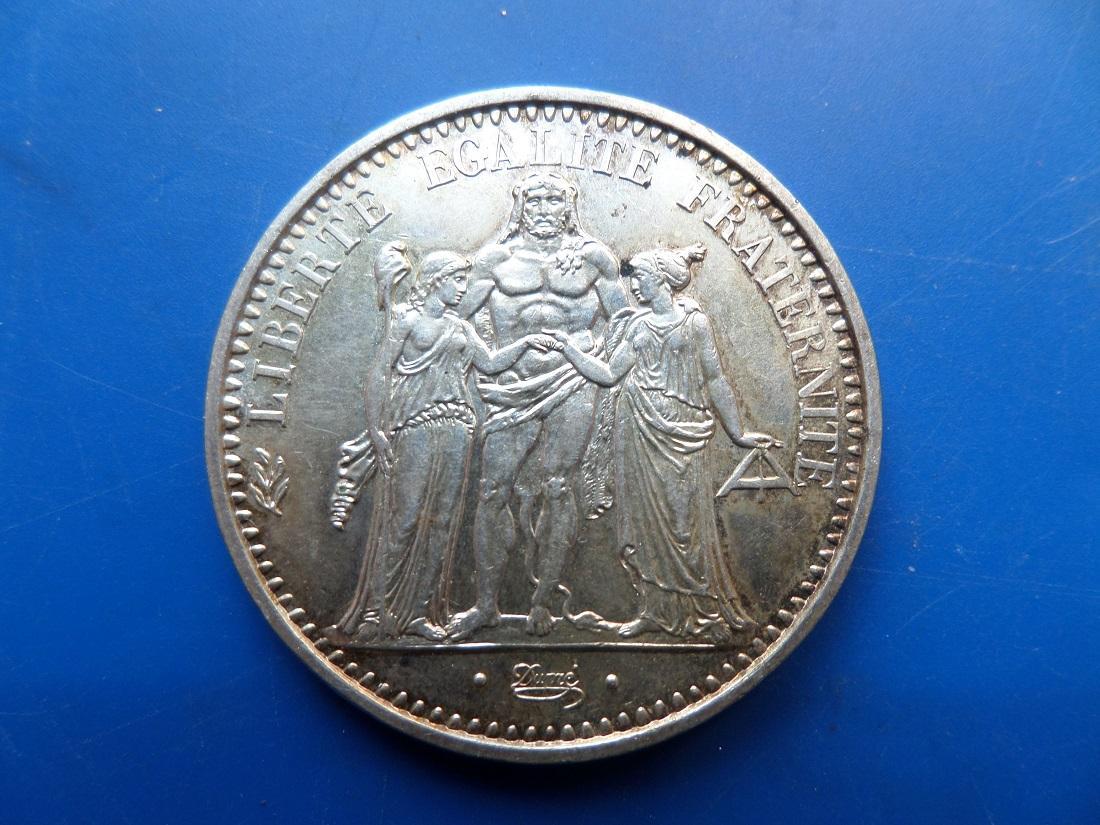 10 francs argent 1970