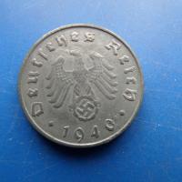 10 reichsflennig 1940