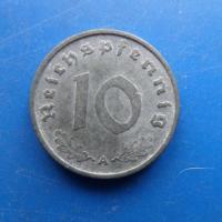10 reichspfennig 1941