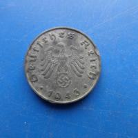 10 reichspfennig 1943 b