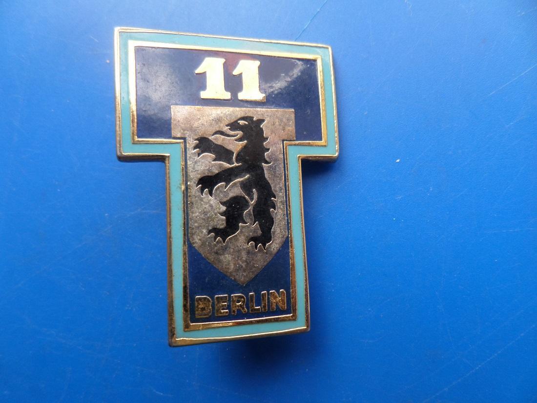 11 compagnie de transmissions berlin
