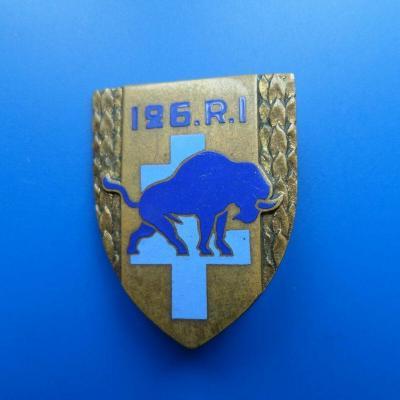 126 regiment d infanterie