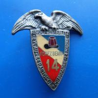 14 regiment para de commandement et soutien