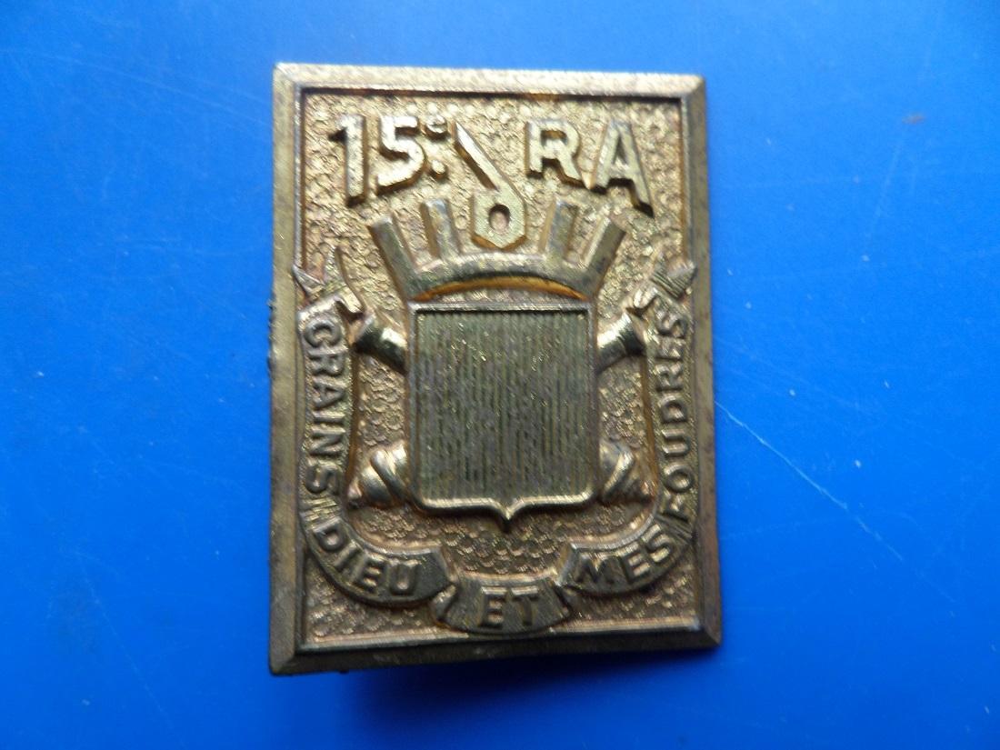 15 regiment d artillerie 4