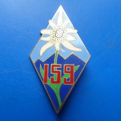 159 regiment d infanterie alpine