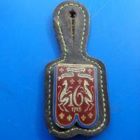 16 regiment de dragons 1718 nomen lavdesque