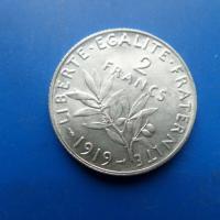 2 fr argent 1919