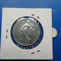2 fra argent 1916