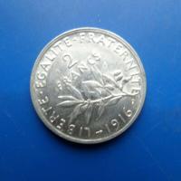 2 francs 1916 2