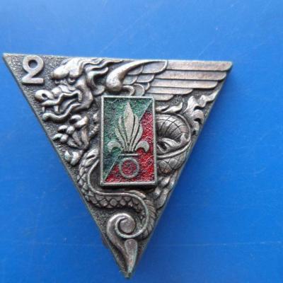 2 regiment etranger de parachutiste