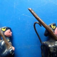 2 soldats chasseurs alpins