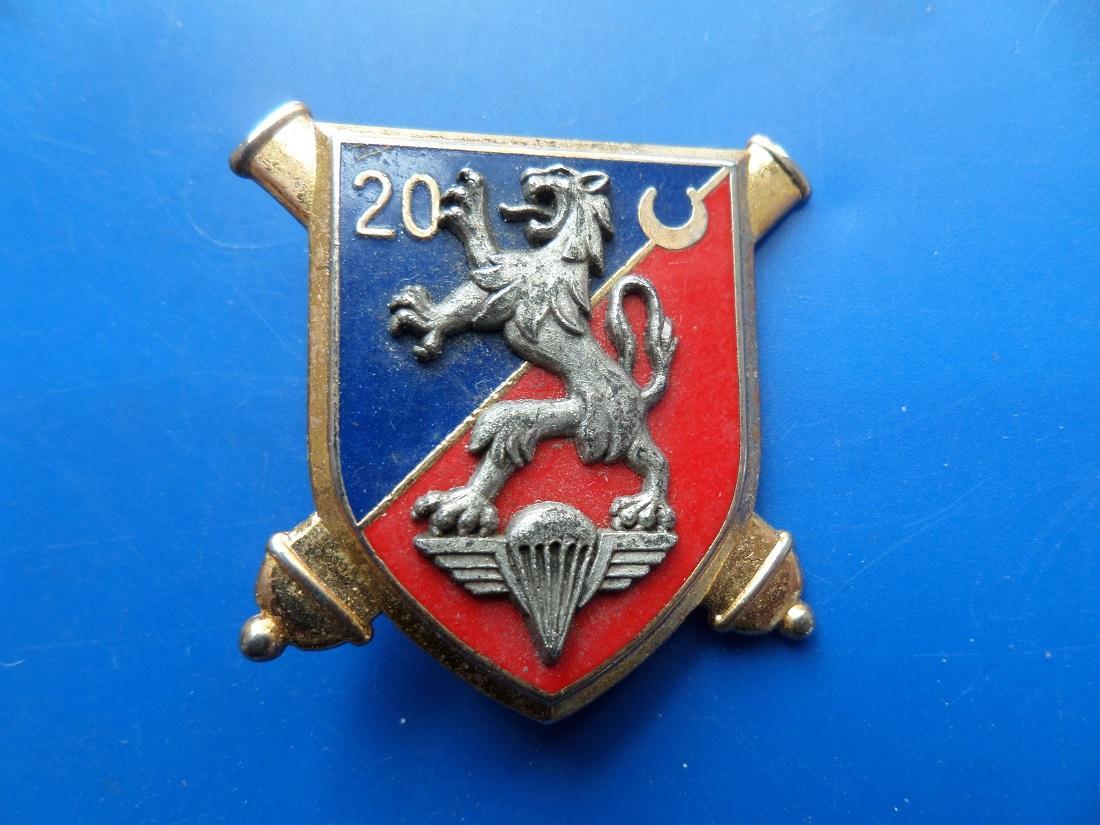 20 regiment d artillerie