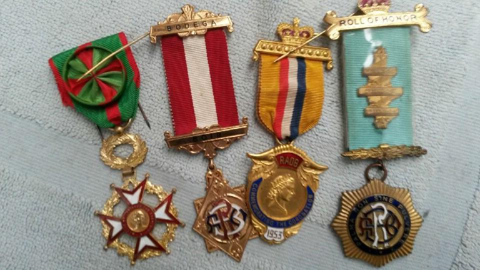 Les Médailles Militaire