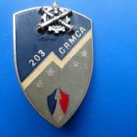 203 groupe reparation materiel de corps d armee