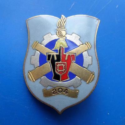 204 bataillon du materiel