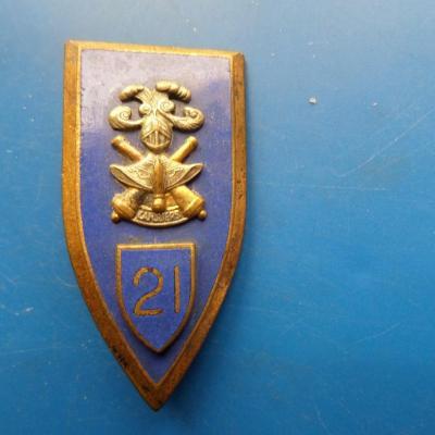 21 regiment de camp