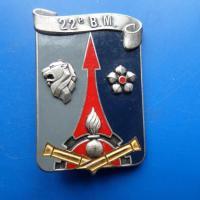 22 bataillon du materiel