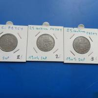 25 centimes patey 1