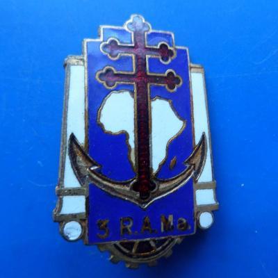3 regiment d artillerie de marine