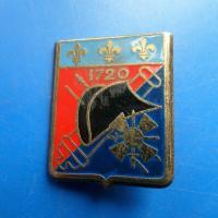 4 regiment d artillerie 1721
