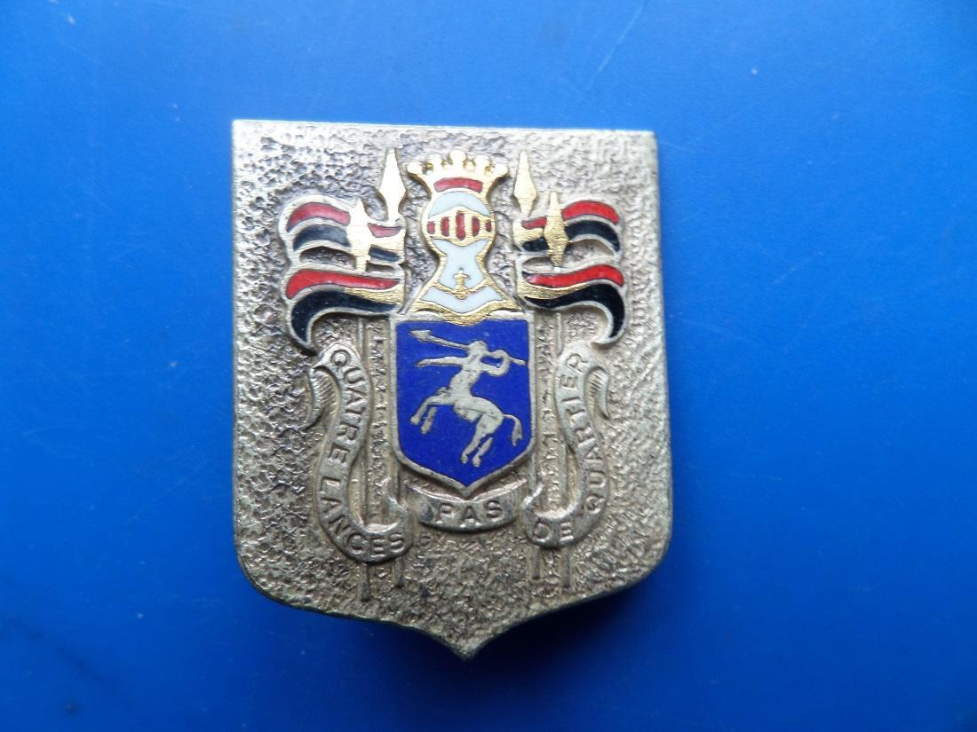 4 regiment de lanciers