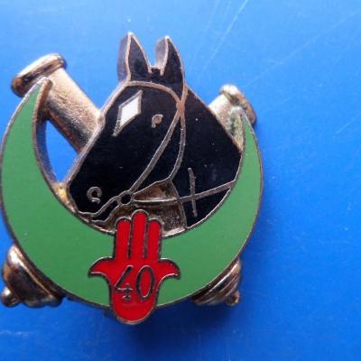 40 regiment d artillerie nord africain