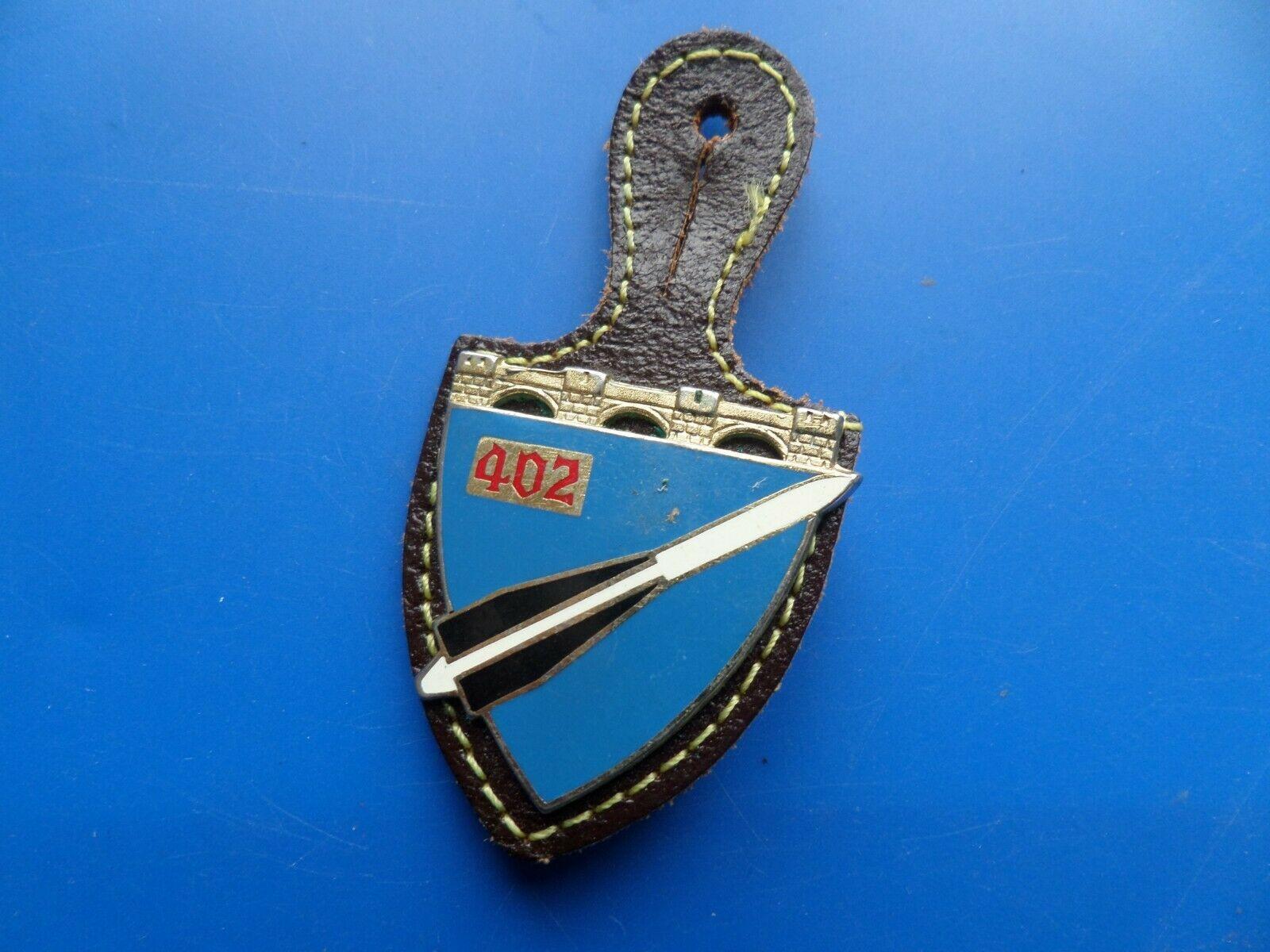 402 regiment artillerie antiaerienne