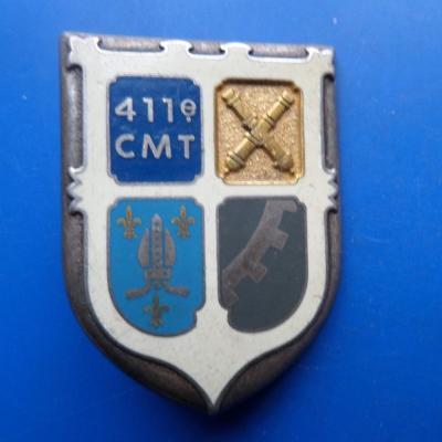 411 compagnie de materiel du territoire