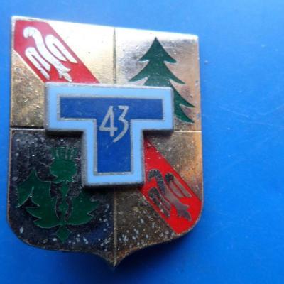 43 regiment de transmissions 1