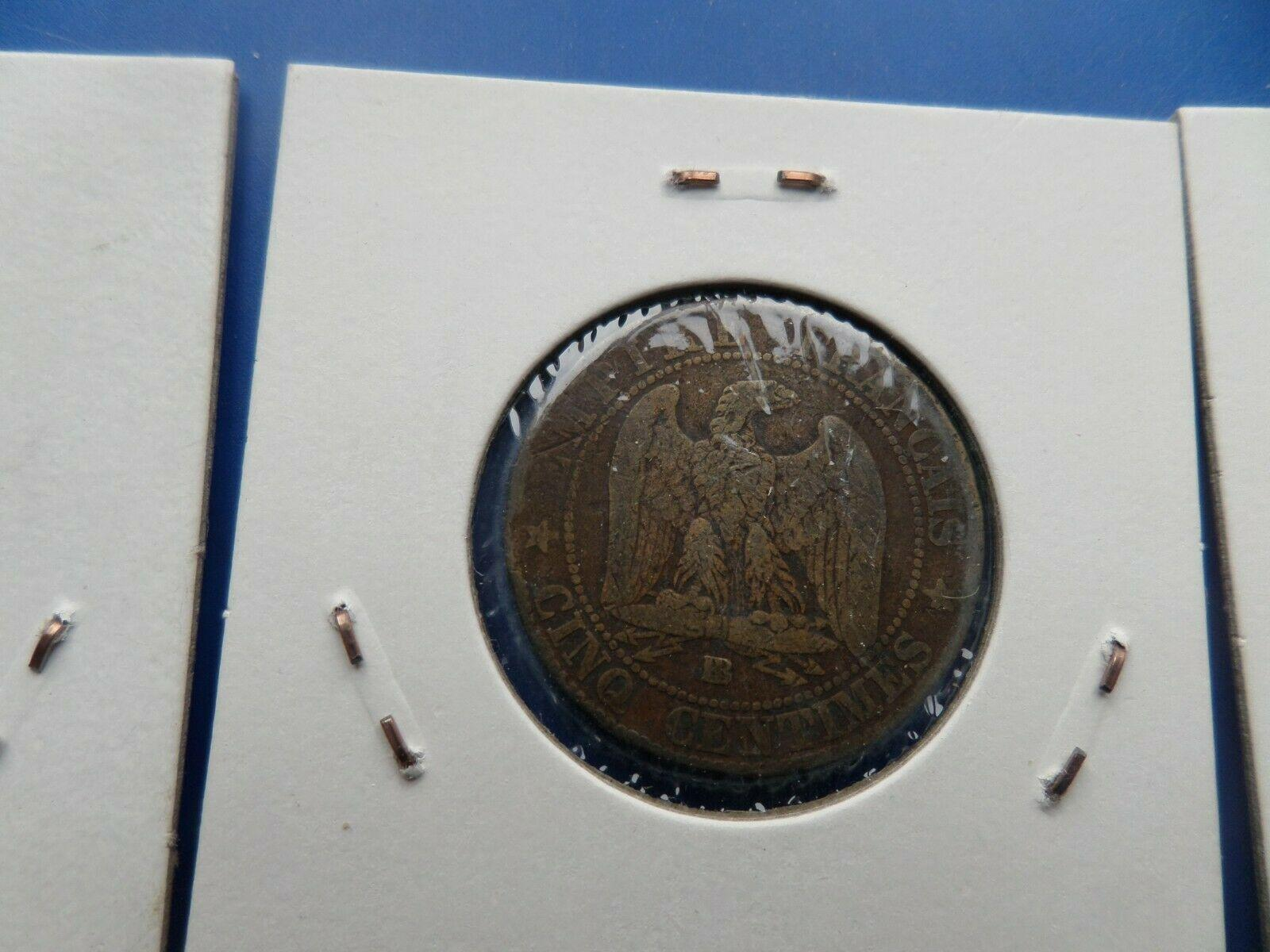 5 centimes napoleon iii 13