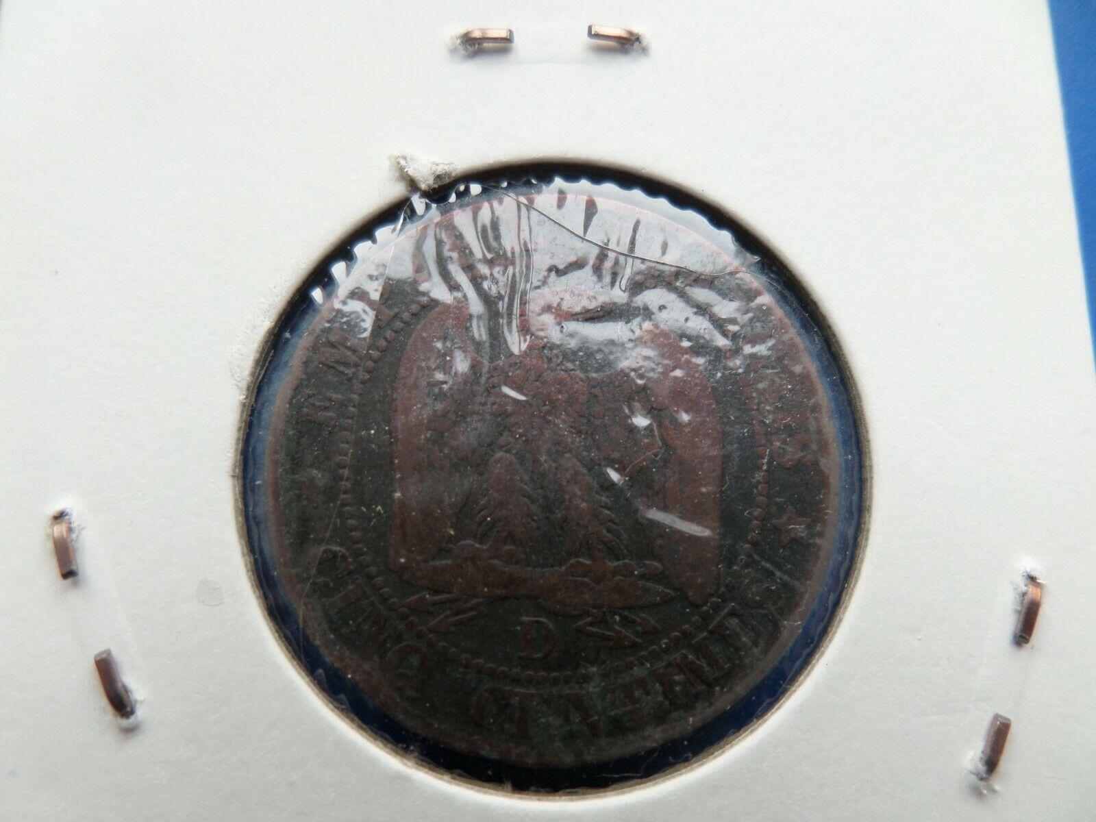5 centimes napoleon iii 14