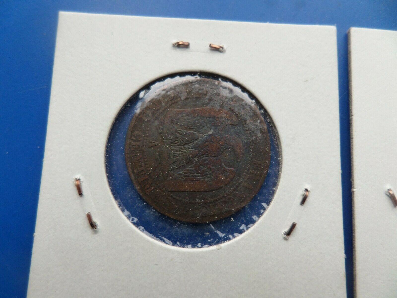 5 centimes napoleon iii 15