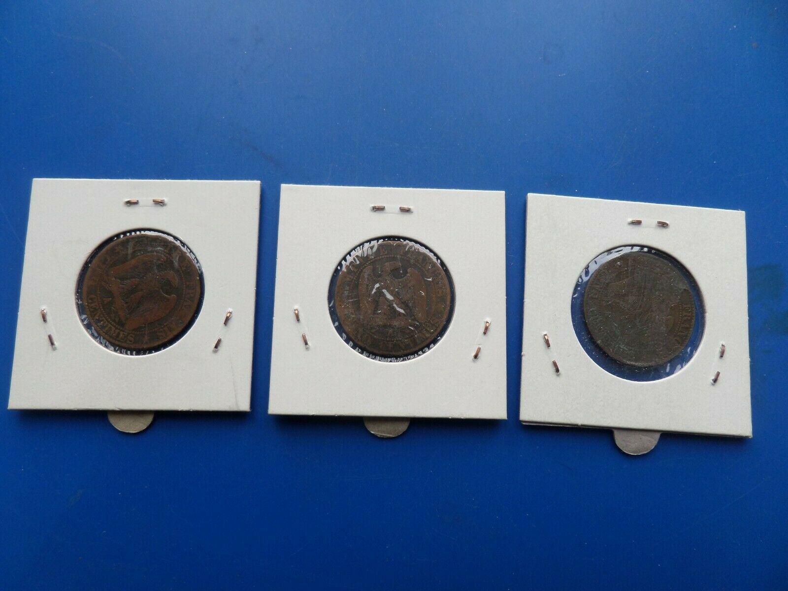 5 centimes napoleon iii 3
