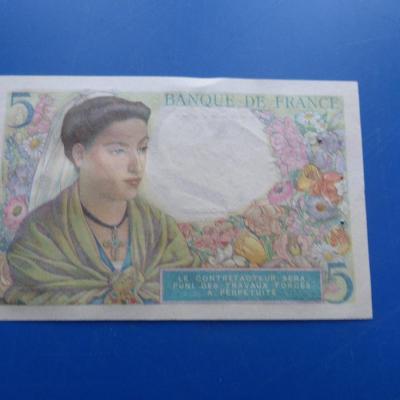 5 francs berger 3