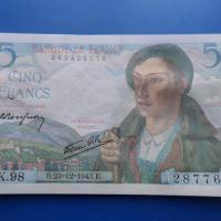 5 francs berger 5