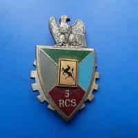 5 regiment commandement
