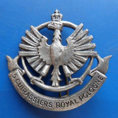 5 regiment de cuirassiers